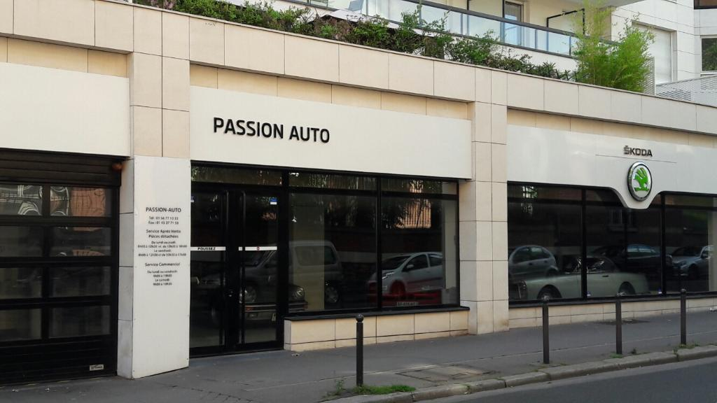 yam montparnasse concessionnaire automobile 91 rue