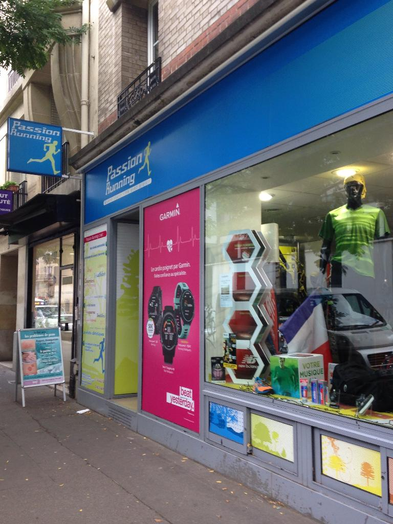 passion running magasin de sport 366 rue vaugirard 75015 paris adresse horaire. Black Bedroom Furniture Sets. Home Design Ideas
