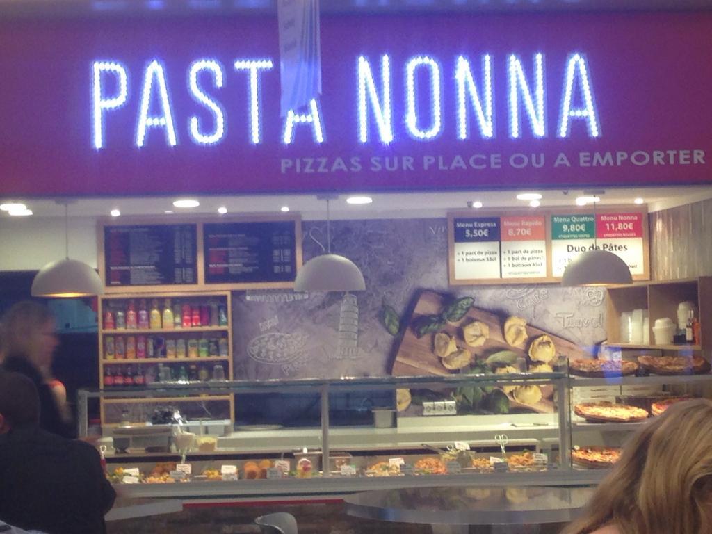 Pasta nonna restaurant rue du maillet thionville