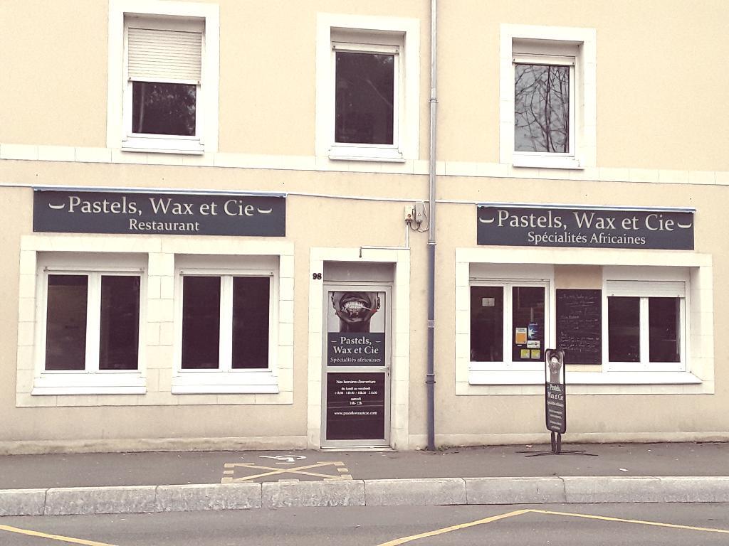Pastels Wax Et Cie Angers Restaurant Adresse Horaires