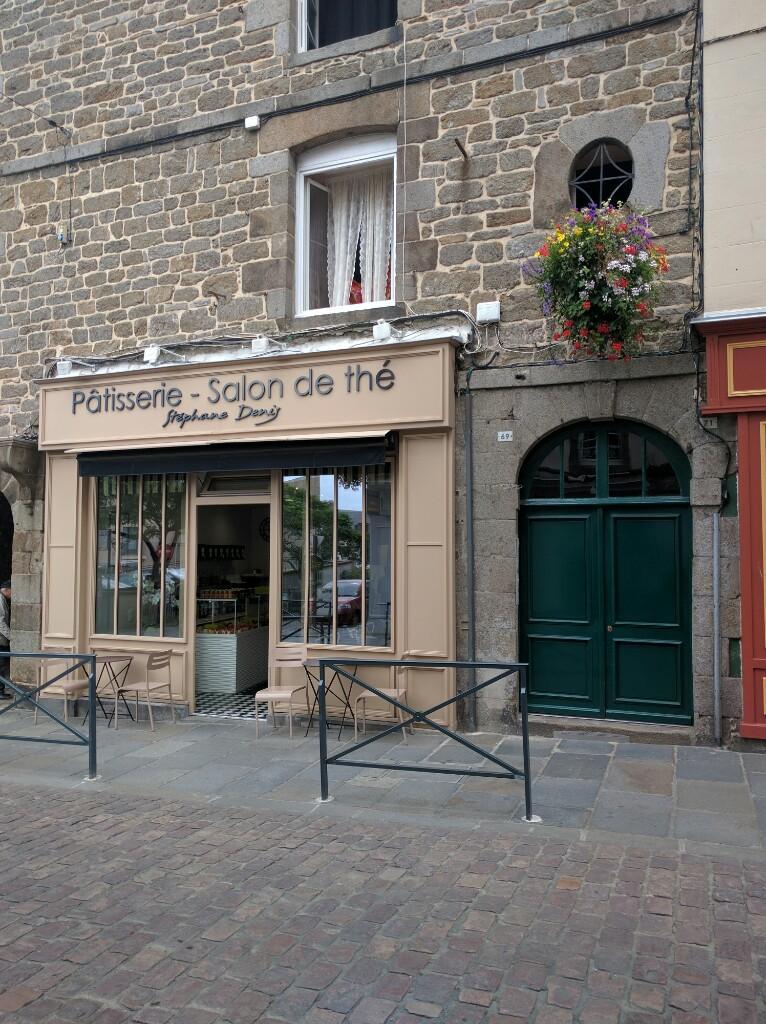Patisserie st phane denis p tisserie 69 rue georges for Salon de ja