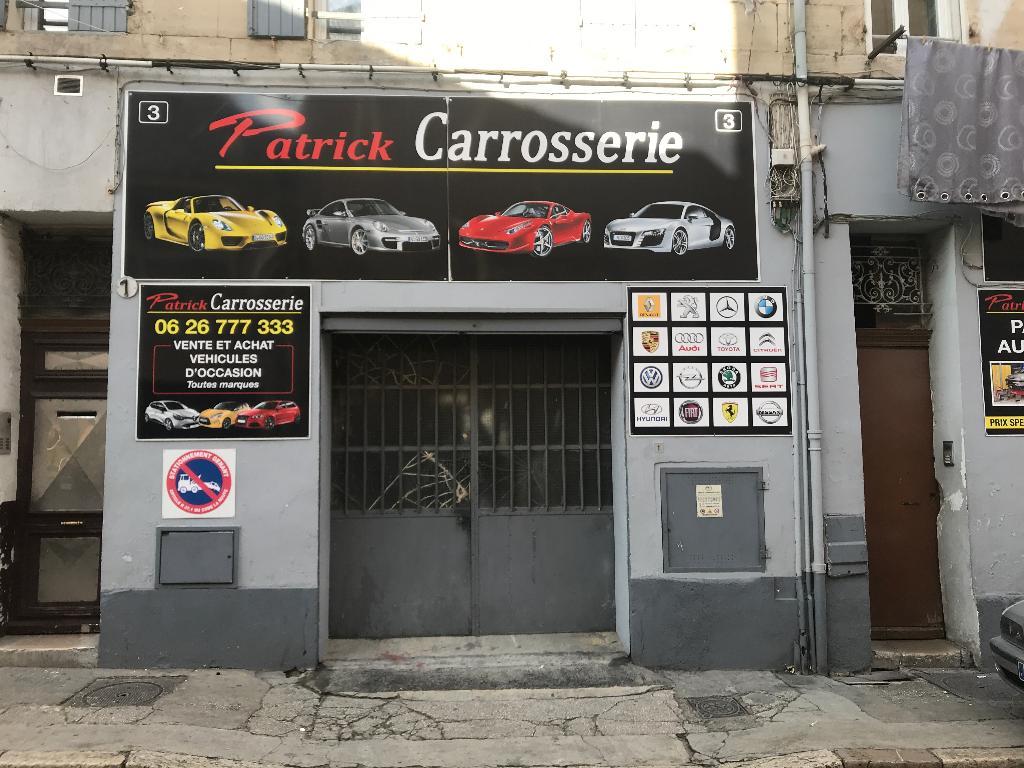 Patrick carrosserie garage automobile 3 boulevard de - Garage mecanique marseille ...