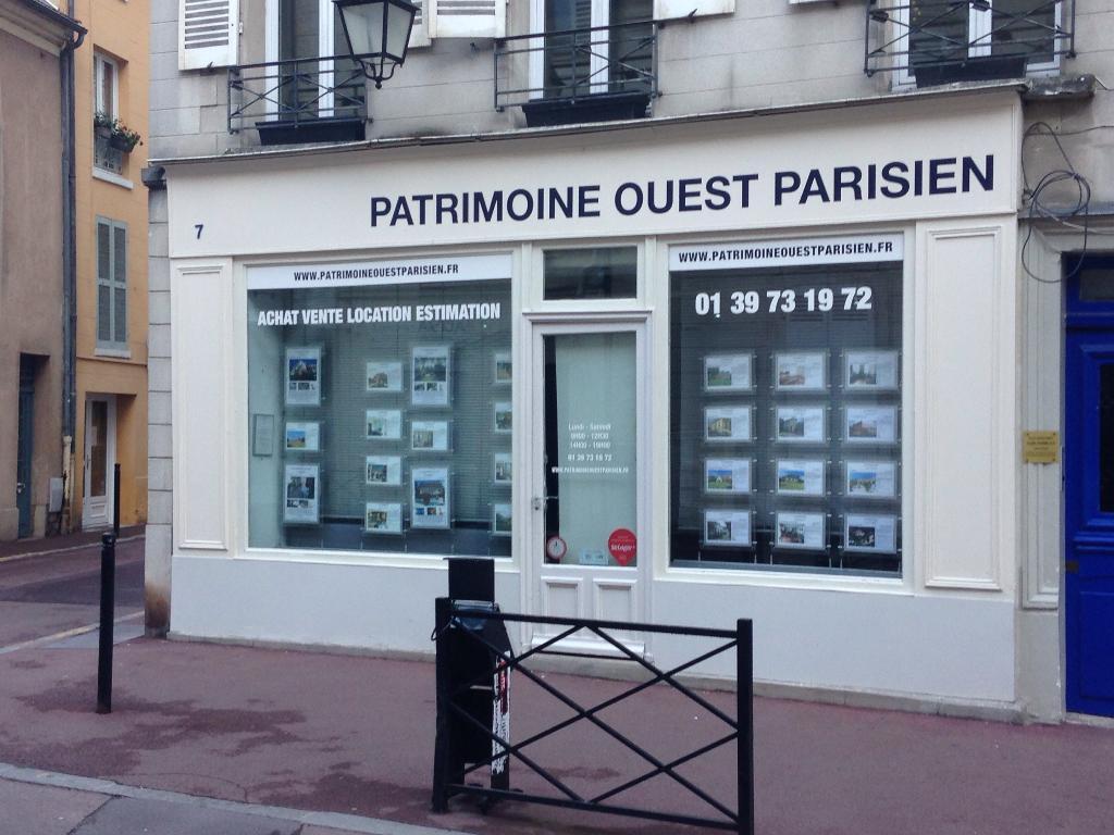 Patrimoine ouest parisien agence immobili re 7 rue vieil abreuvoir 78100 saint germain en - Cabinet immobilier parisien ...