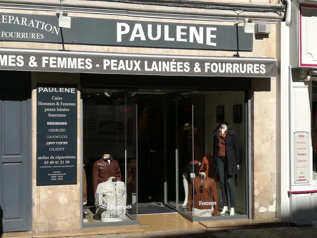 Et Et 86000 Vêtements 8 Peau Paulène Poitiers Poitiers Cuir Rue Gambetta w0qHxETx