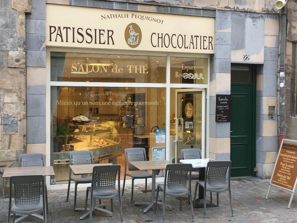 Patisserie nathalie pequignot restaurant 22 rue des granges 25000 besan on adresse horaire - Restaurant la grange besancon ...
