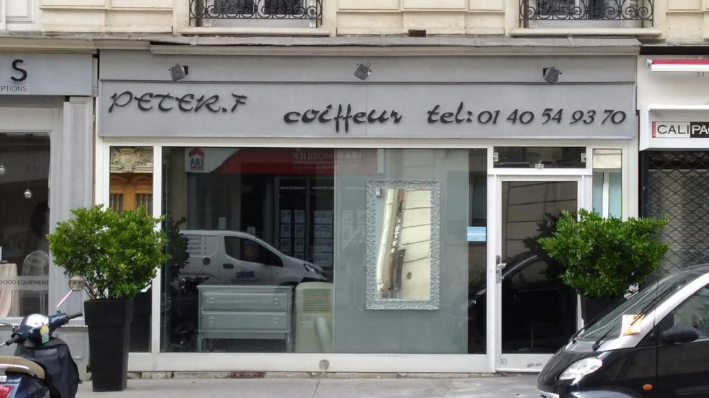 Peter Coiffure Coiffeur 110 Rue Jouffroy D Abbans 75017 Paris