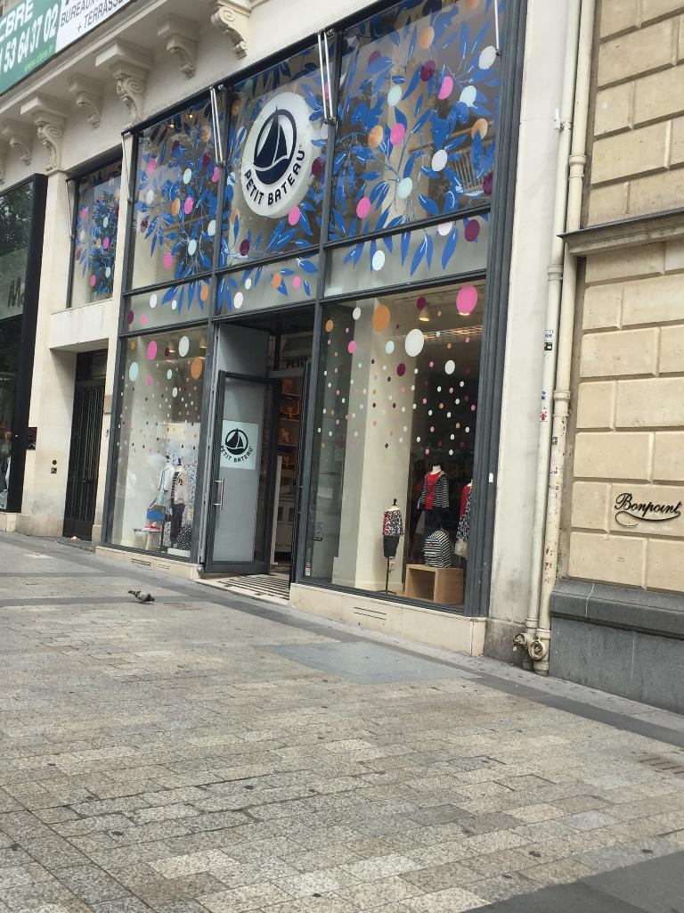 3ec2e3e1840db Petit Bateau, 116 av Champs Elysées, 75008 Paris - Vêtements bébés  (adresse, horaires, ouvert le dimanche)