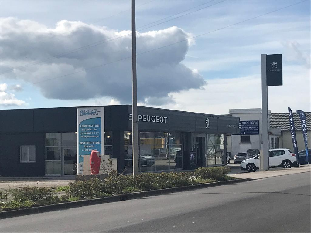 Peugeot champagnole saint claude concessionnaire garage for Garage peugeot champagnole
