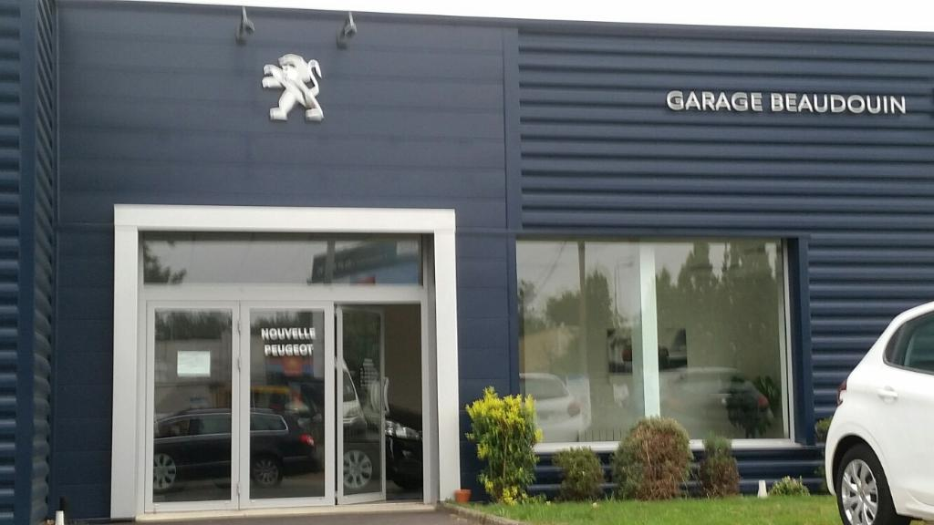 Garage beaudouin garage automobile 6 rue forge 35830 for Garage sourget peugeot rennes