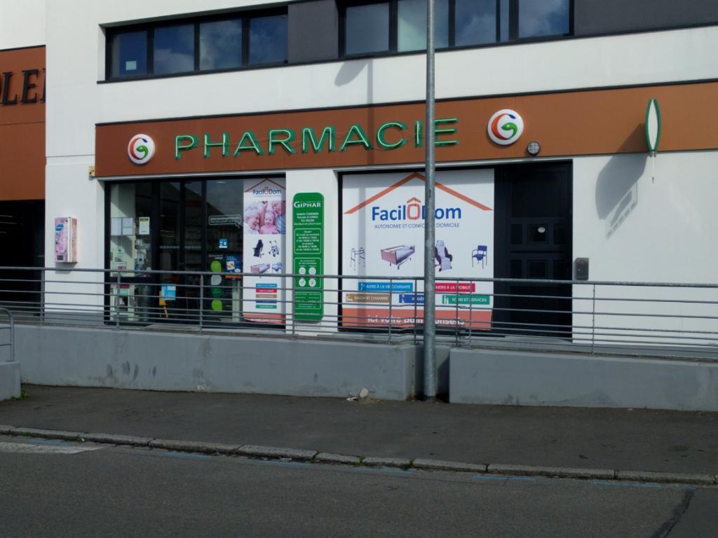 Pharmacie beausoleil pharmacie rue lilas 35510 cesson - Centre commercial cesson ...