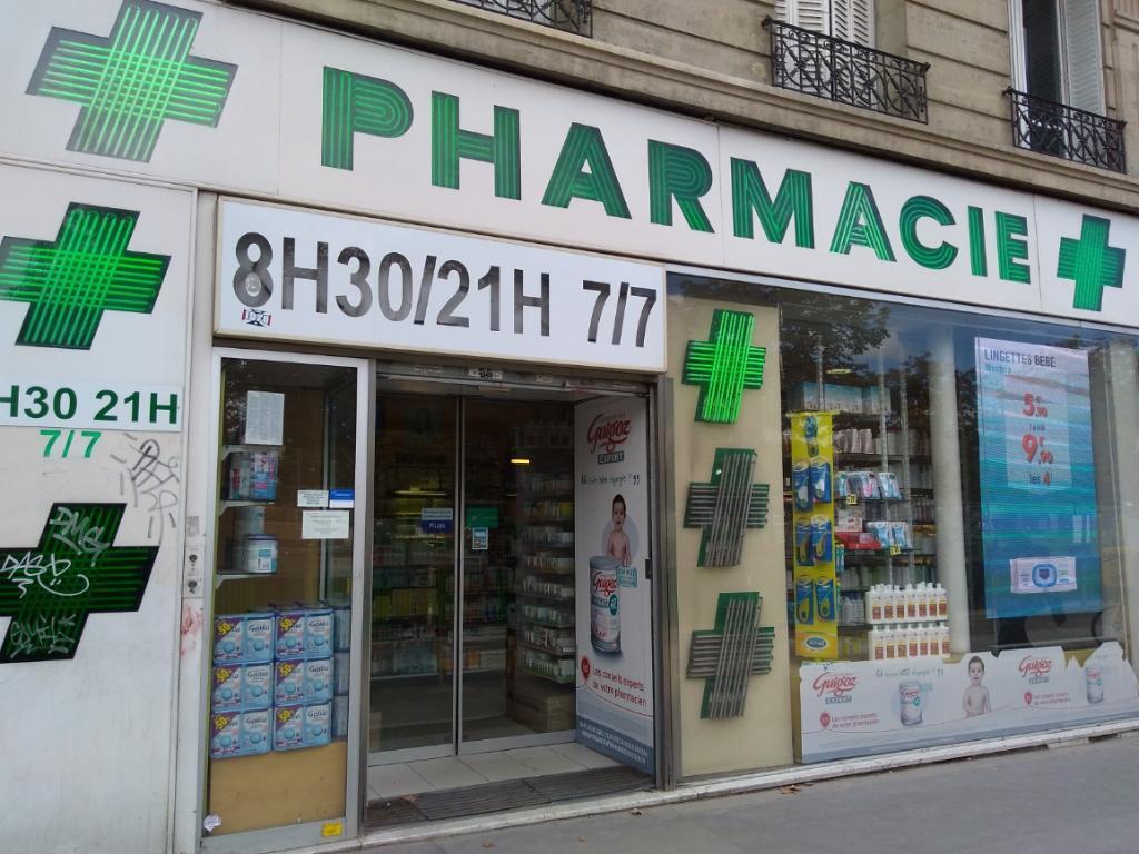 Pharmacie Benhamou