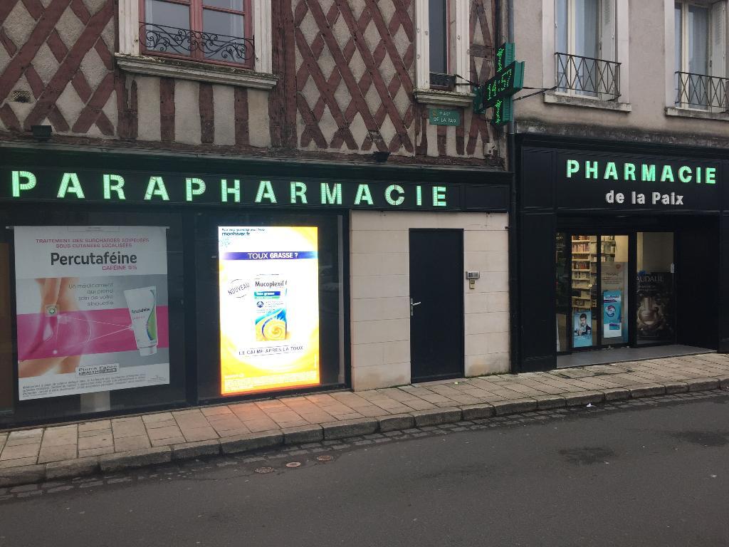 Pharmacie Boissay-Bourdin