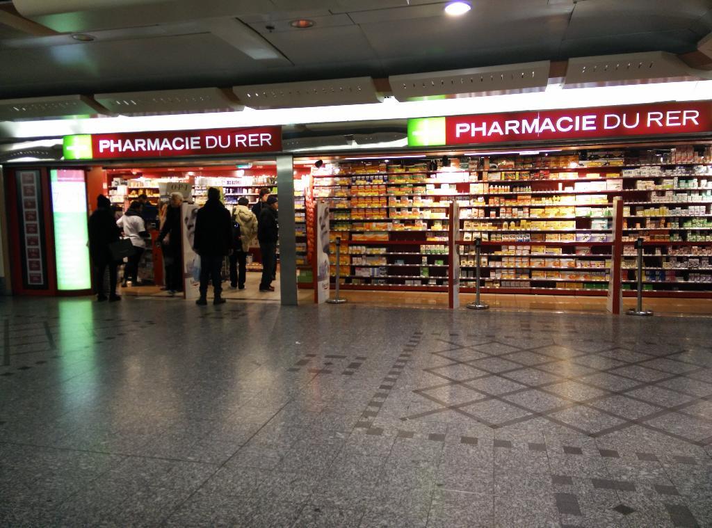 la defense pharmacie