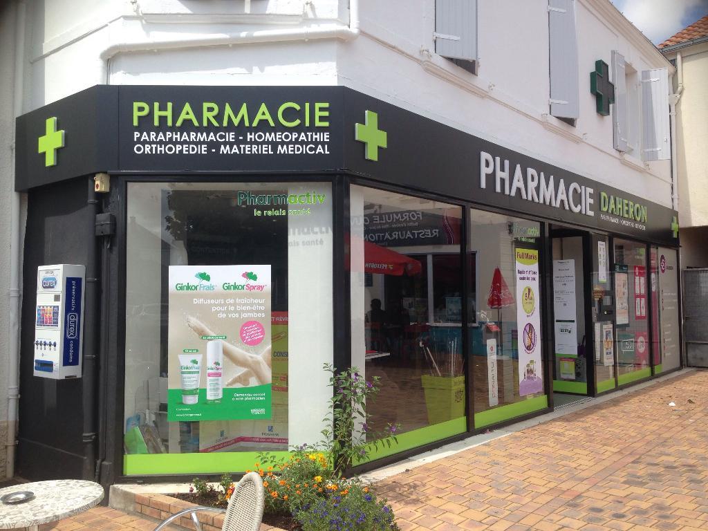 Pharmacie Daheron