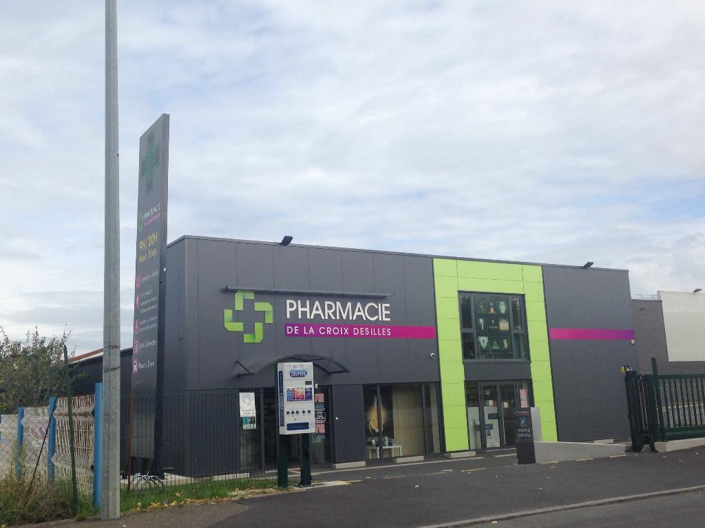 Pharmacie de la croix desilles pharmacie 57 bis for Pharmacie de la piscine