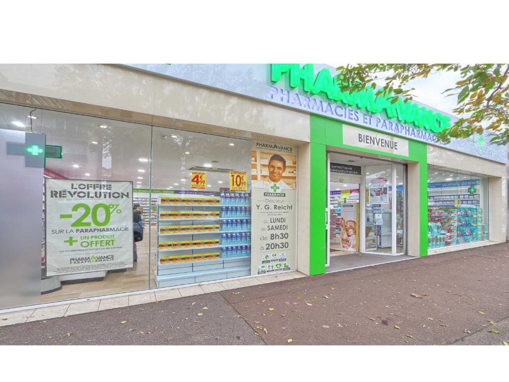 Cmp Livry Gargan intérieur pharmacie pharmavance livry gargan - pharmacie, 53 avenue du