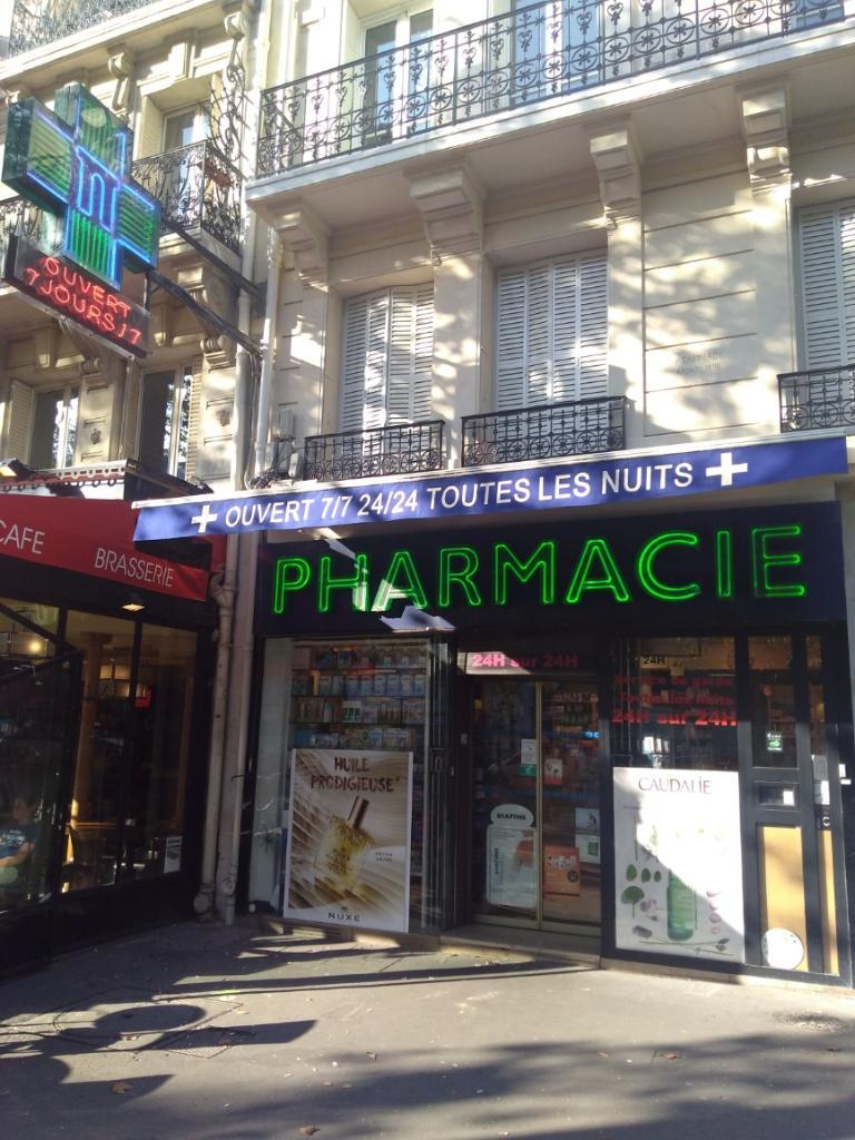 Pharmacie de la porte maillot pharmacie 68 avenue grande arm e 75017 paris adresse horaire - Galeries gourmandes porte maillot horaires ...