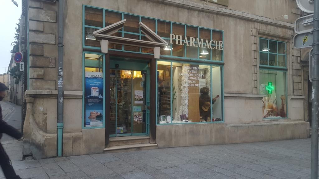 Pharmacie de la vieille ville pharmacie 117 grande rue for Pharmacie de la piscine