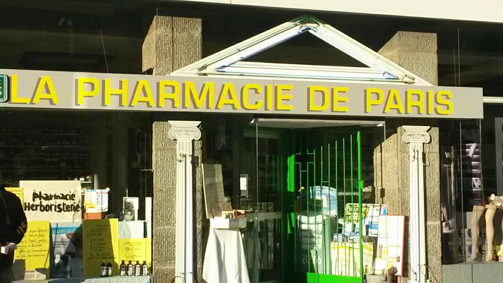 pharmacie de paris pharmacie 26 rue mar chal joffre 35000 rennes adresse horaire. Black Bedroom Furniture Sets. Home Design Ideas