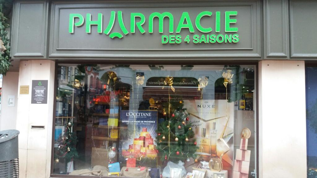 Pharmacie Des 4 Saisons