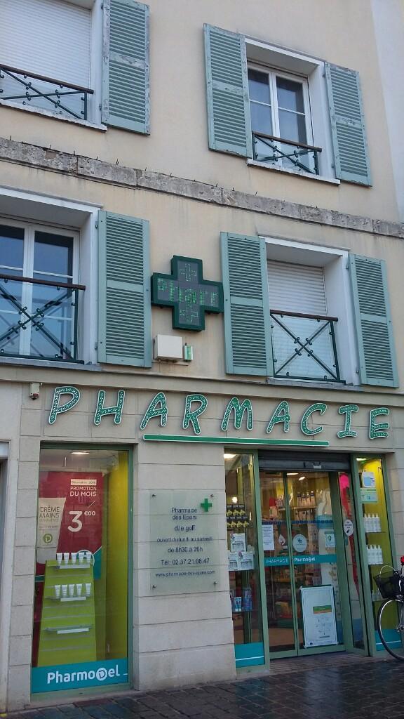 pharmacie des epars pharmacie 3 place epars 28000. Black Bedroom Furniture Sets. Home Design Ideas