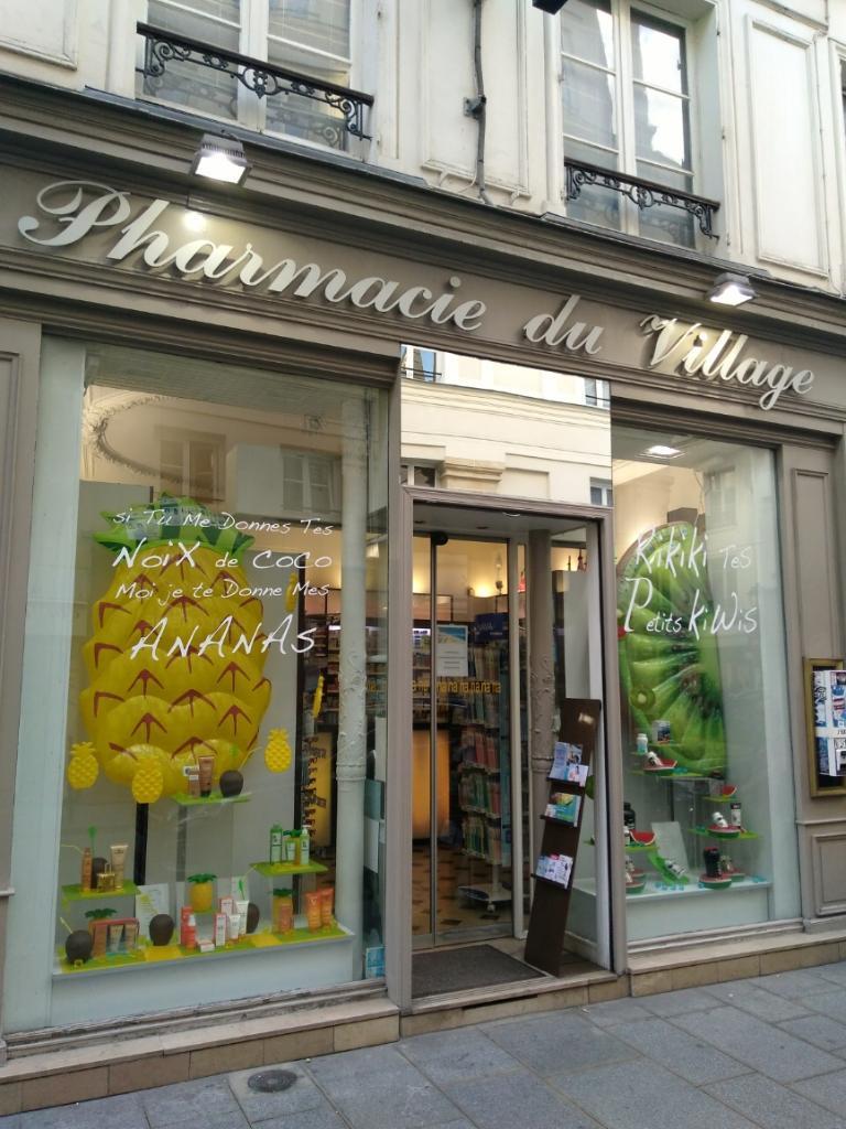 pharmacie du village pharmacie 26 rue temple 75004 paris adresse horaire. Black Bedroom Furniture Sets. Home Design Ideas