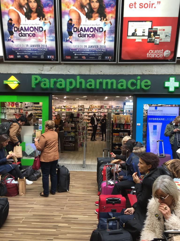 Pharmacie Gare Montparnasse