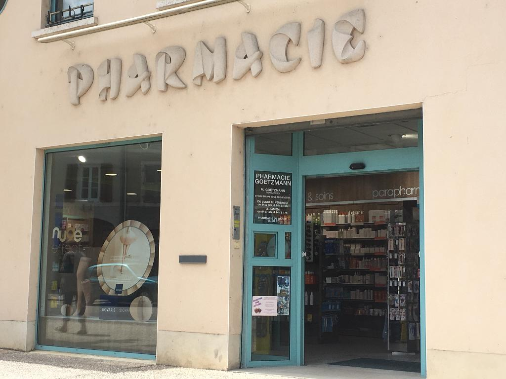 Pharmacie Goetzmann