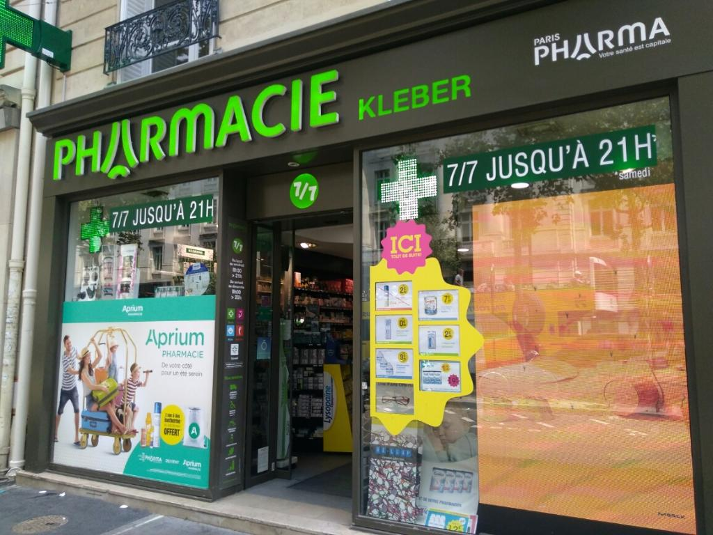 Pharmacie Kléber