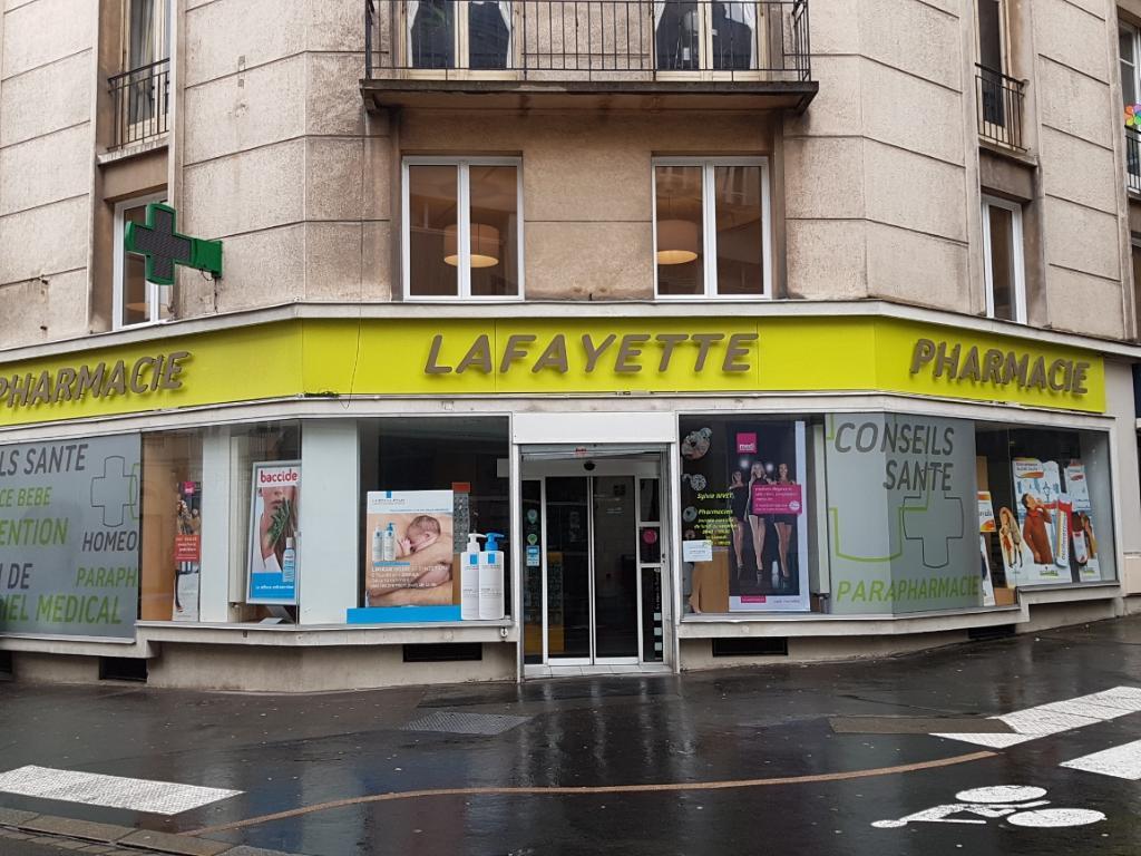 pharmacie lafayette pharmacie 7 rue la fayette 44000 nantes adresse horaire. Black Bedroom Furniture Sets. Home Design Ideas
