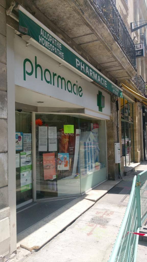 pharmacie lartigau pharmacie 39 rue fondaud ge 33000 bordeaux adresse horaire. Black Bedroom Furniture Sets. Home Design Ideas