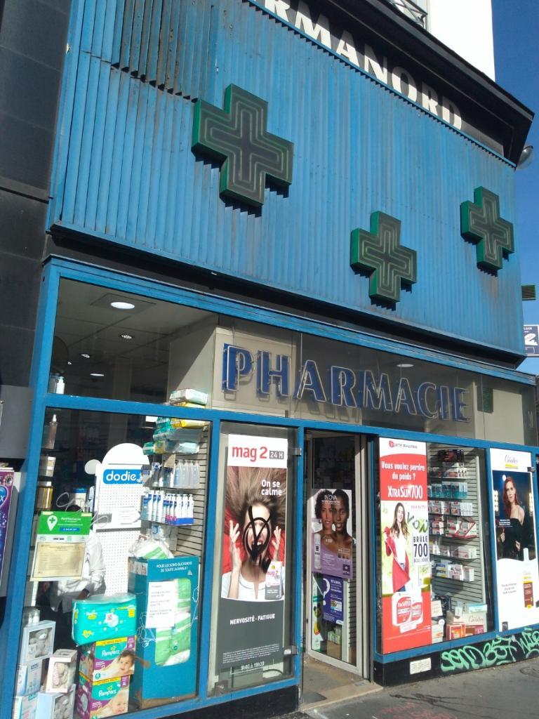 pharmacie marrache pharmacie 6 rue dunkerque 75010 paris adresse horaire. Black Bedroom Furniture Sets. Home Design Ideas