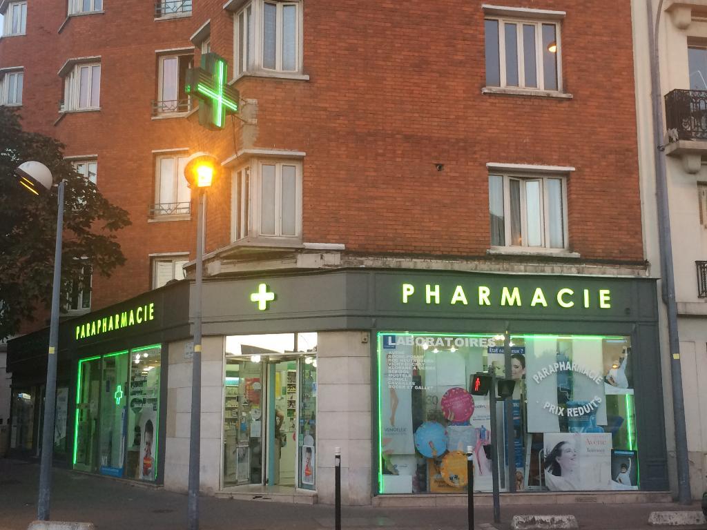 Pharmacie monet pharmacie 2 rue claude monet 93400 saint ouen adresse horaire - Pharmacie de garde porte de vincennes ...