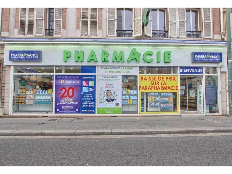 Pharmacie Pharmavance Asnires