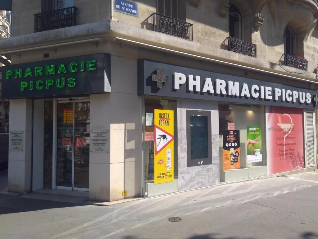 Pharmacie Picpus