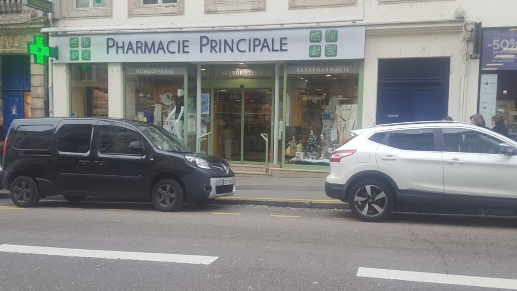 pharmacie principale pharmacie 20 rue saint dizier 54000 nancy adresse horaire. Black Bedroom Furniture Sets. Home Design Ideas