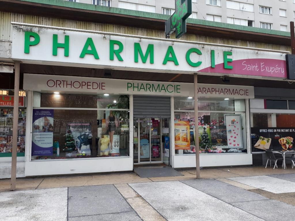Pharmacie st exup ry pharmacie rue salvador allende for Rue salvador allende poitiers