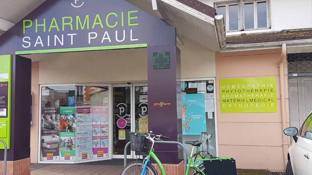 Pharmacie Saint Paul
