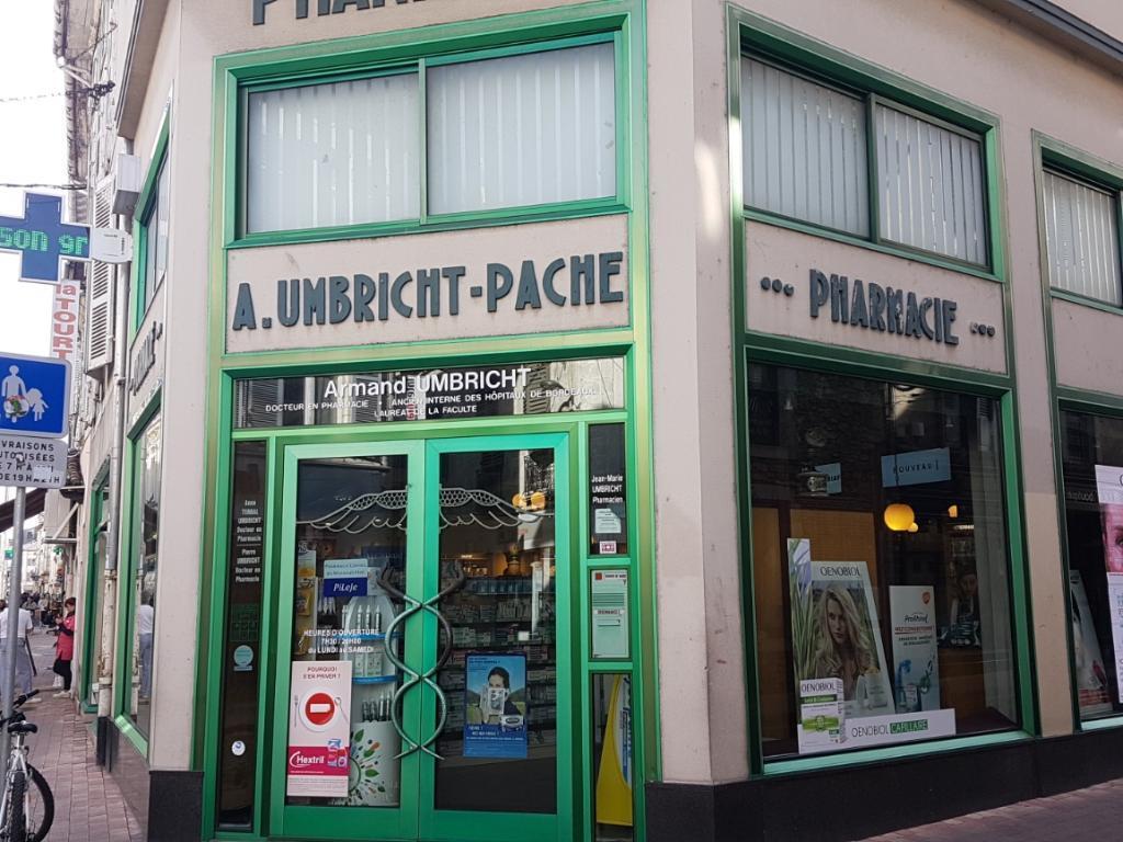 Pharmacie Umbricht