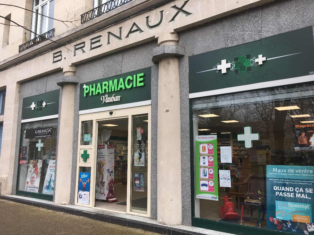 Pharmacie Vauban