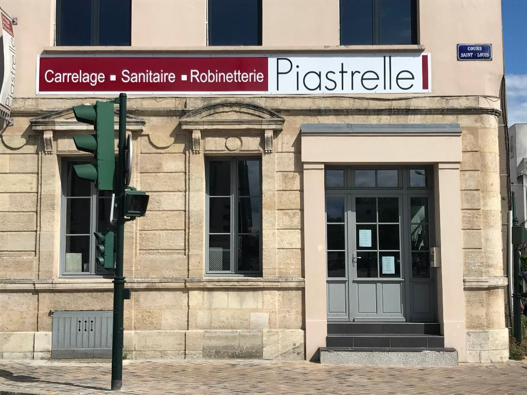 Piastrelle rénovation immobilière cours saint louis