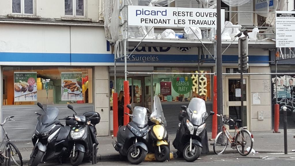 picard surgel s supermarch hypermarch 148 rue du. Black Bedroom Furniture Sets. Home Design Ideas