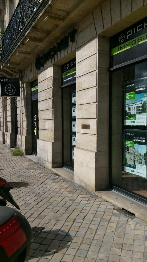 Pichet immobilier agence immobili re 33 all es de for Agence immobiliere 33