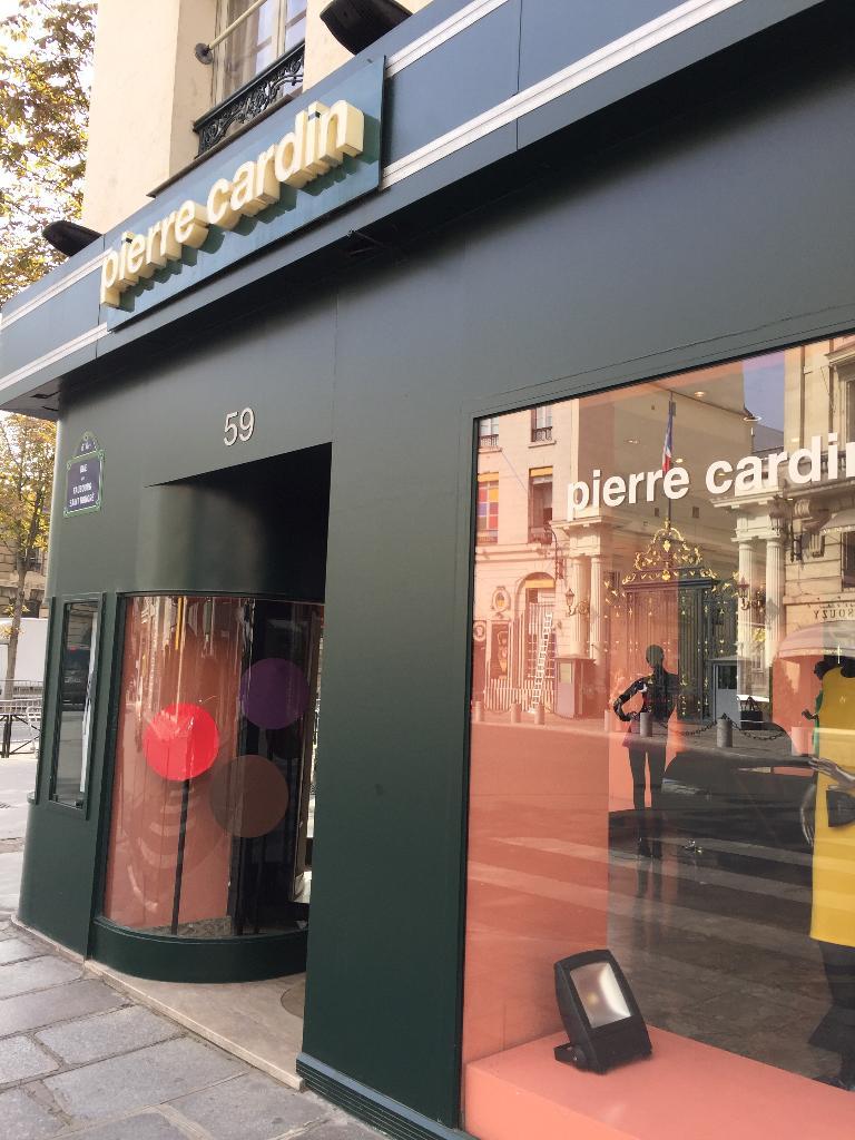 pierre cardin parfums bijoux 59 rue faubourg saint honor 75008 paris adresse horaire. Black Bedroom Furniture Sets. Home Design Ideas