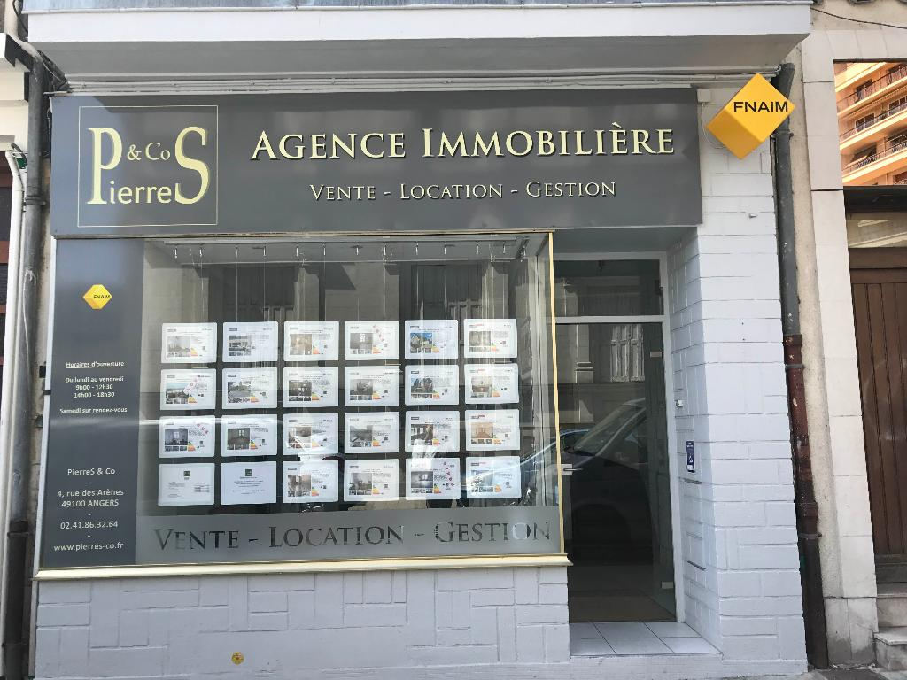 Pierres et co agence immobili re 4 rue des ar nes 49000 for Agence immobiliere 57