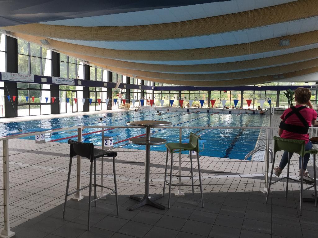 Elegant Piscine De La Faisanderie   Infrastructure Sports Et Loisirs, Route  Ermitage 77300 Fontainebleau   Adresse, Horaire