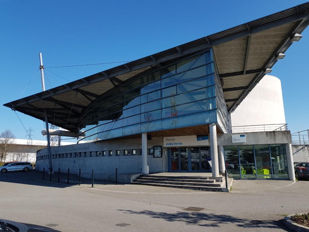 Piscines Municipales Ville De Nantes Nantes - Piscine, Centre Aquatique  (adresse, Avis)