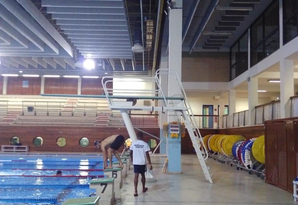 Piscine l o lagrange piscine place riquet 31000 for Horaires piscine leo lagrange