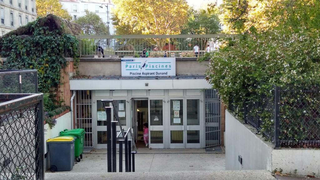 Piscine Municipale Piscine 20 Rue Saillard 75014 Paris Adresse