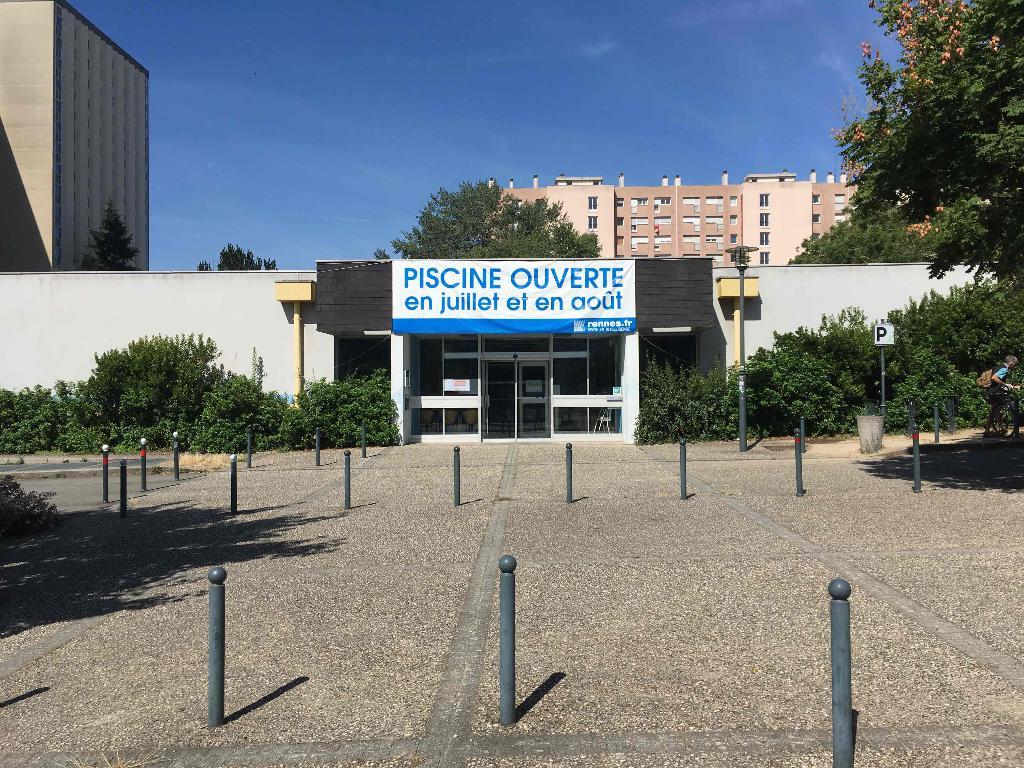 Piscines municipales piscine 1 square alsace 35000 - Horaires piscine brequigny rennes ...